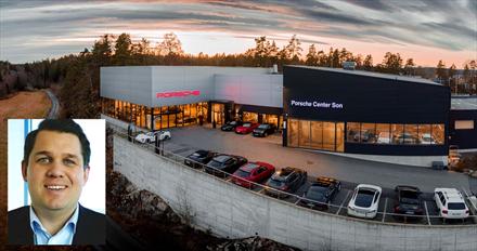 Hedin investerer mer i Porsche