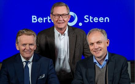 Bjørn Maarud slutter - Harald Frigstad overtar som konsernsjef