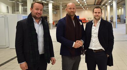 Nye Bavaria Oslo: - Alt blir optimalisert