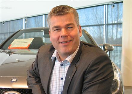 Ny regiondirektør for Møller Bil forhandlerne i Stor Oslo