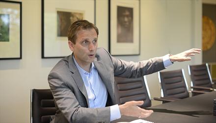 Møller-konsernet gjør store endringer i ledelse og organisasjon