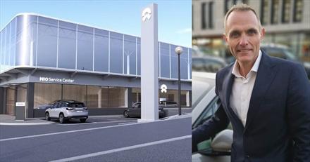 Bekrefter: Etablerte bilbransjeaktører blir Nios servicepartnere