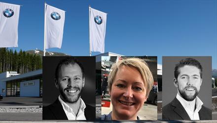 Flere endringer hos BMW-importøren