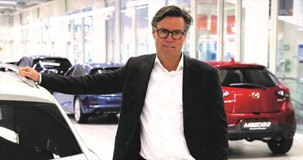 Kverneland ansetter fire direktører og omstrukturerer