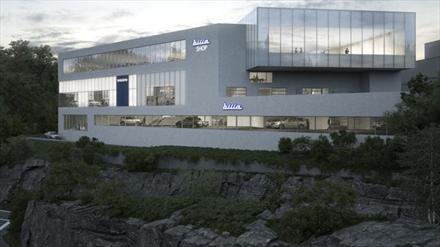 Bilia bygger nytt anlegg på 12.500 kvm