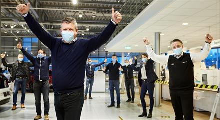 Møller Bil: Firedoblet bunnlinjen - økte resultatet med over 600 millioner