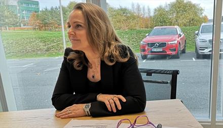 Volvo endrer forretningsmodellen: Direktesalg på nett for elbilene