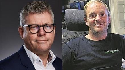 Møller kjøper 50 % av bilvaskekjede