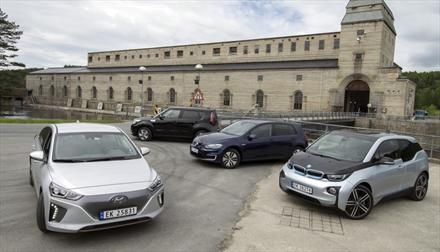 Bilforhandlerne tror ikke på 2025-målet