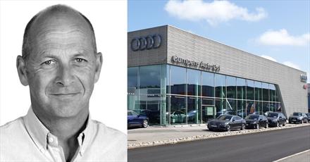 Gumpens Audi-forhandler med 5,1 % i margin