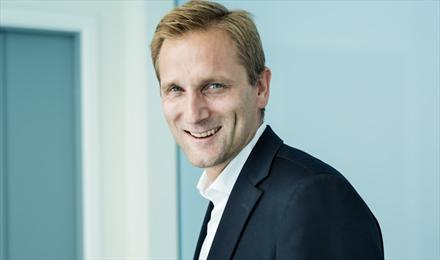 Petter Hellman er ny konsernsjef i Møller Mobility Group