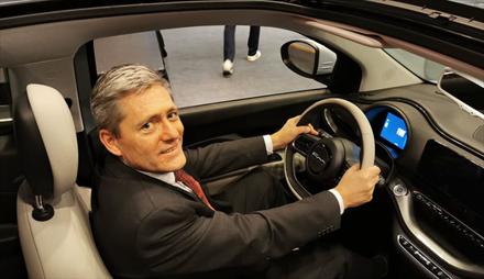 - Skal selge 1.800 Fiat 500 neste år