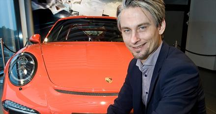 Veksten fortsetter for Porsche-importøren