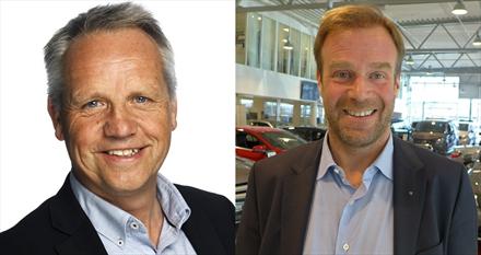 Bertel O. Steen og Motor-Trade gjør oppkjøp i omkringliggende tjenester