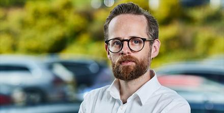 Harald A. Møller om leveringsproblemene: - Vi opplever at kundene viser forståelse
