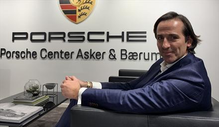 - 30 prosent av alle Porsche-eiere bor her