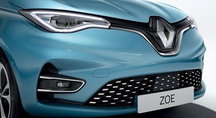 Proppen løsner for Renault Zoe