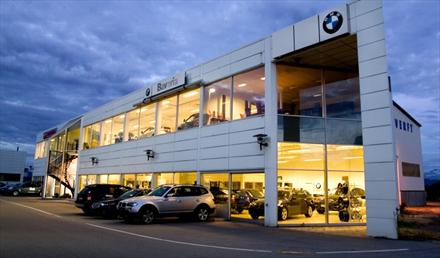Betalte 80 millioner for norske BMW-forhandlere