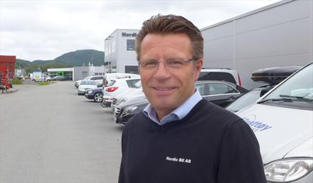 Endringer hos Star Autoco i Bodø