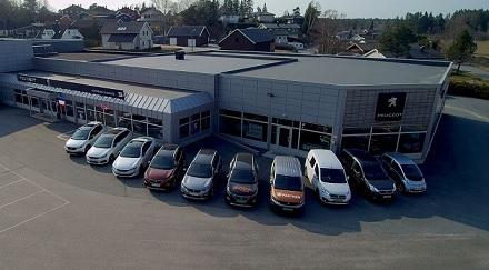 Mister Peugeot - blir FCA-forhandler rett ved RSA Bil
