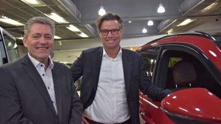 Kverneland blir Fiat-, Alfa Romeo- og Jeep-forhandler