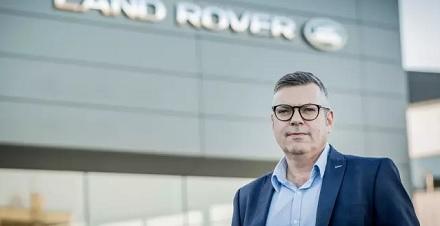 Endringer og nye rekorder hos Jaguar Land Rover