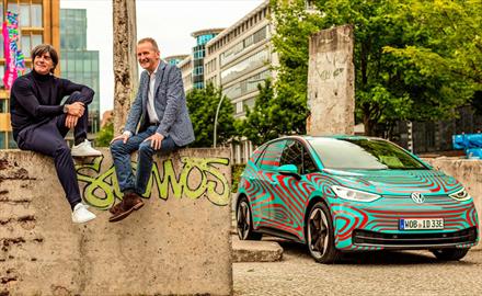 Volkswagen ID rives ikke bort