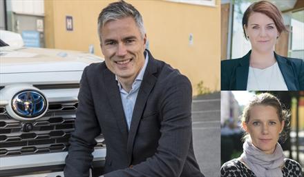 Splittet syn i bilbransjen: Møller applauderer, mens Toyota, BIL og NBF er skuffet