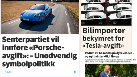 Blåmandag for bilbransjen: - Det er ganske absurd!