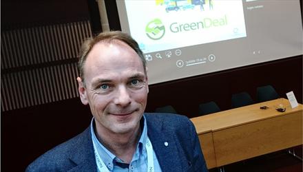 Bilbransjen vil ha en grønn avtale
