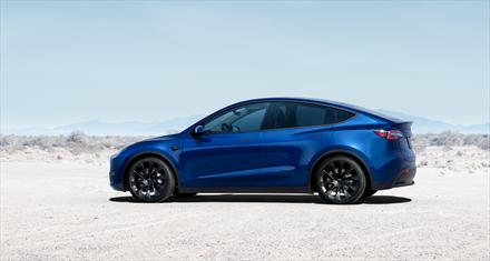Tesla lider ikke av leveringstrøbbel: - Vi har klart å øke produksjonskapasiteten