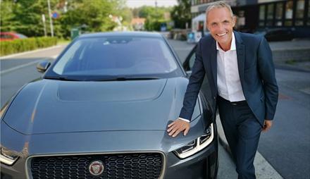 Jaguar I-Pace blir 100.000 dyrere